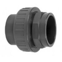 PVC Yhdistäjä 32mm PN 16