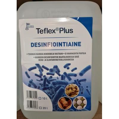 Desinfiointiaine Teflex PLUS