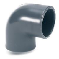 PVC Kulma 90 ast. 40 mm.