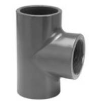 PVC T-haara 40 mm