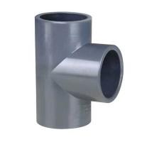 PVC T-haara 75 mm